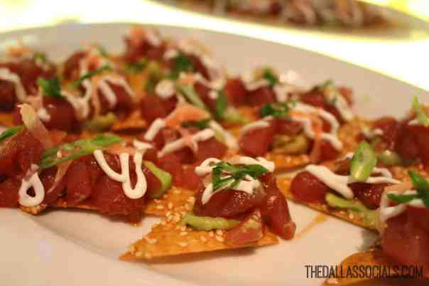 Demarco Murray Foundation - passed hors d'oeuvres