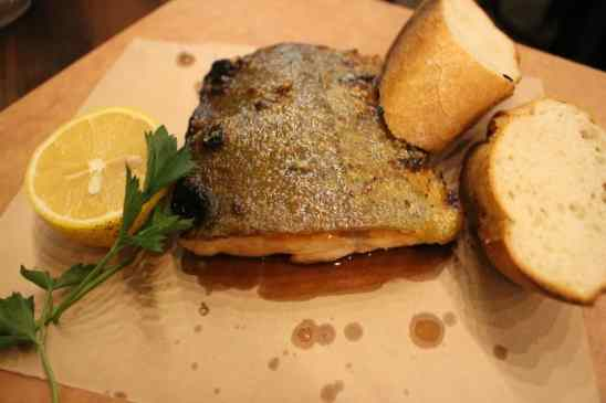 Artic Char - Clark Food and Wine Co