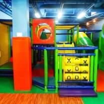 Playroom-climber