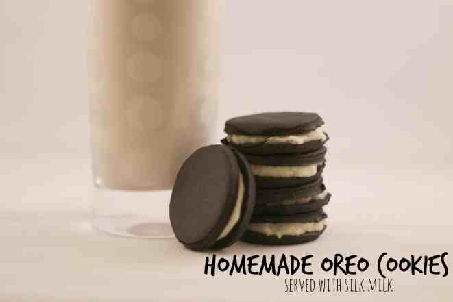 Homemade Oreos Cookies Recipe