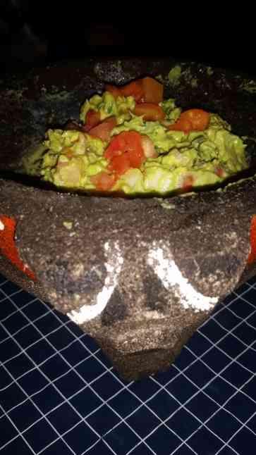 Table Side Guacamole - Uncle Julios