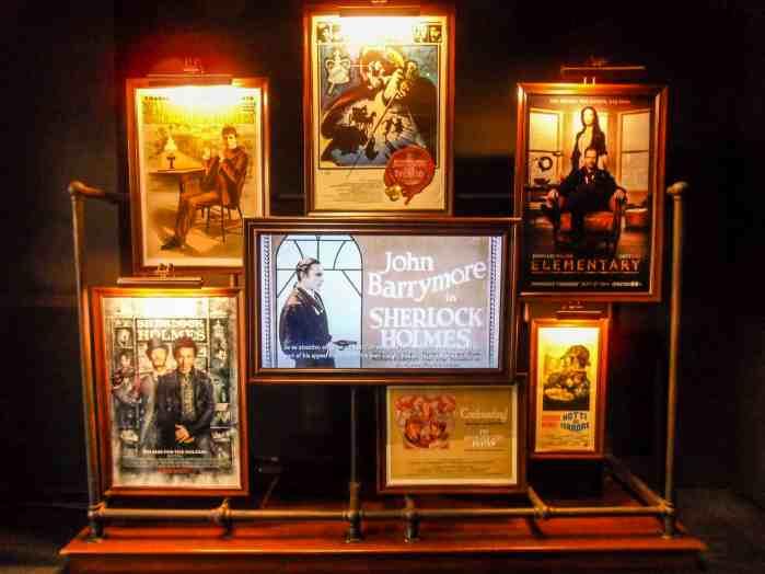 Sherlock Holmes Exhibit - Perot Museum Dallas