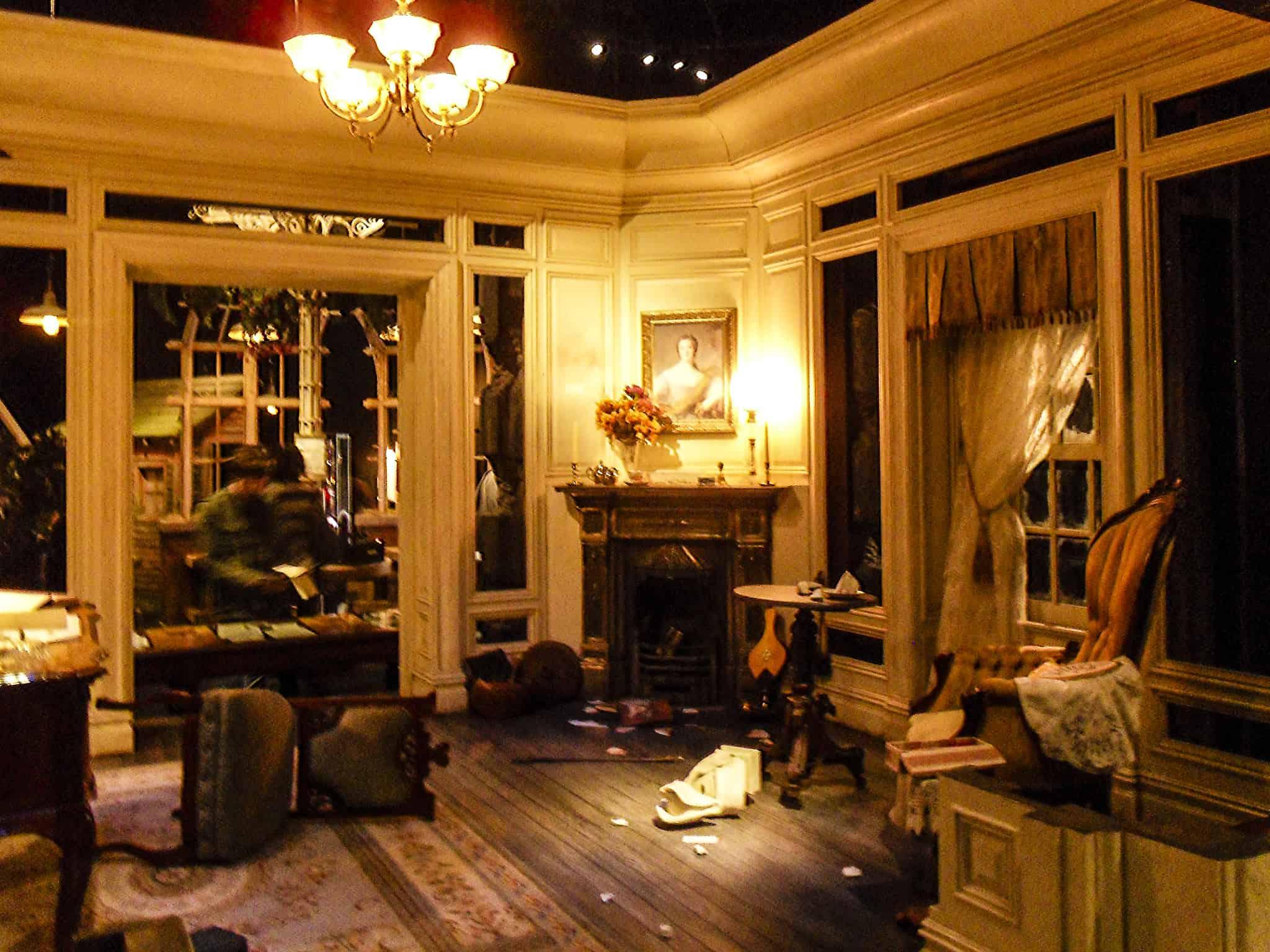 Sherlock Wallpaper Living Room Homebase Wallpaper