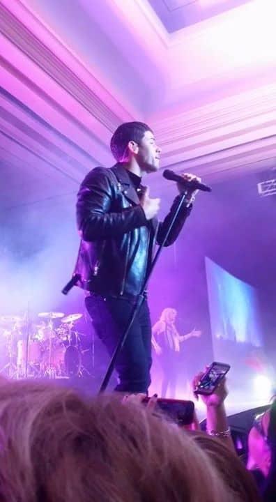 Nick Jonas Dallas Show