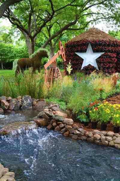 Fairy Tales with a Texas Twist at the Dallas Arboretum