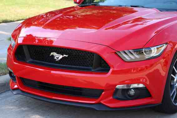 Ford Mustang 5.0 Convertible
