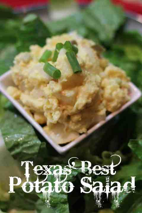 Texas' Best Potato Salad