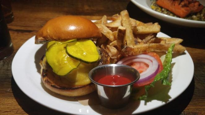 The Sugarbacon Burger