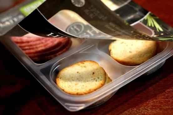 Hillshire Snacking OPening Crisps