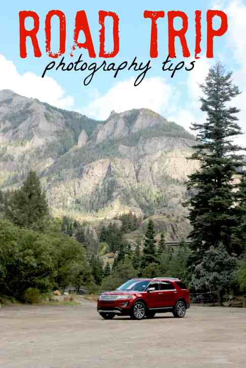 Road Trip Photography Tips