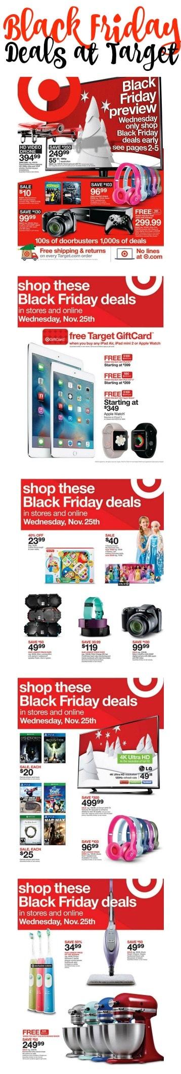 Black Friday Deals at Target 2015