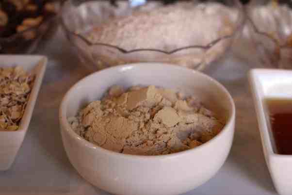 Homemade Chocolate Coconut Protein Bars