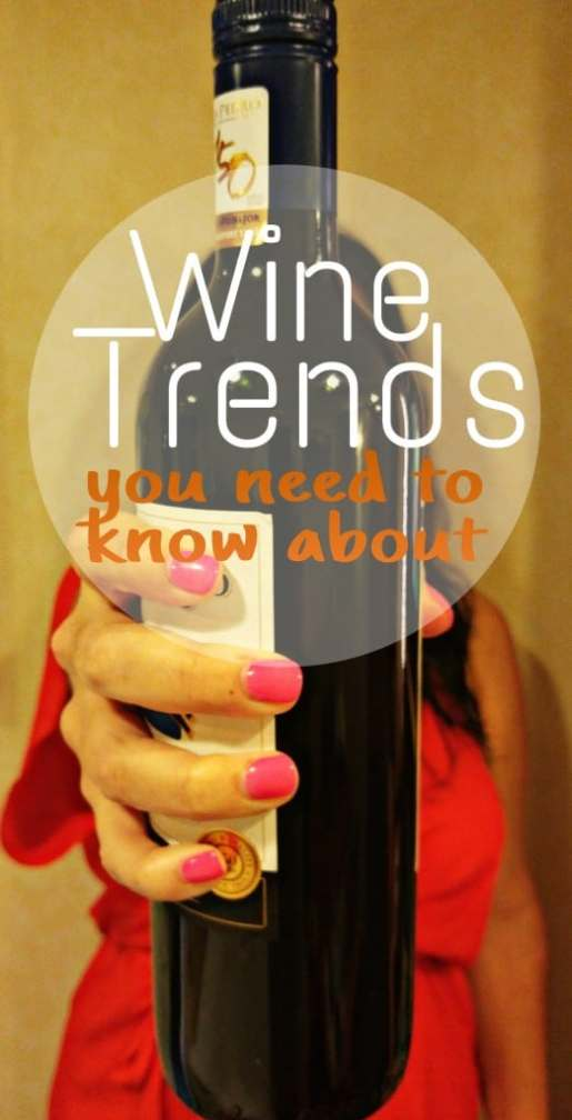 Wine Trends YOu need to know about #notcom
