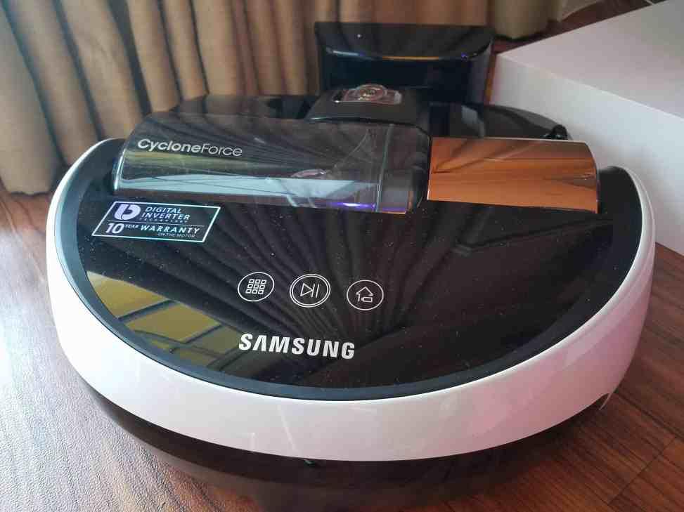Samsung Power Robot Vacuum