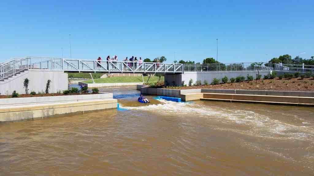 Riversport OKC White Water rafting