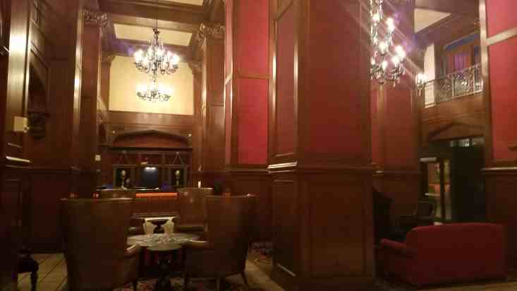 Hotel Skirvin Lobby