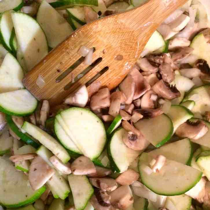 Garden Veggie Summer Casserole Recipe Mix