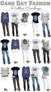 Dallas Cowboys Game Day Fashion