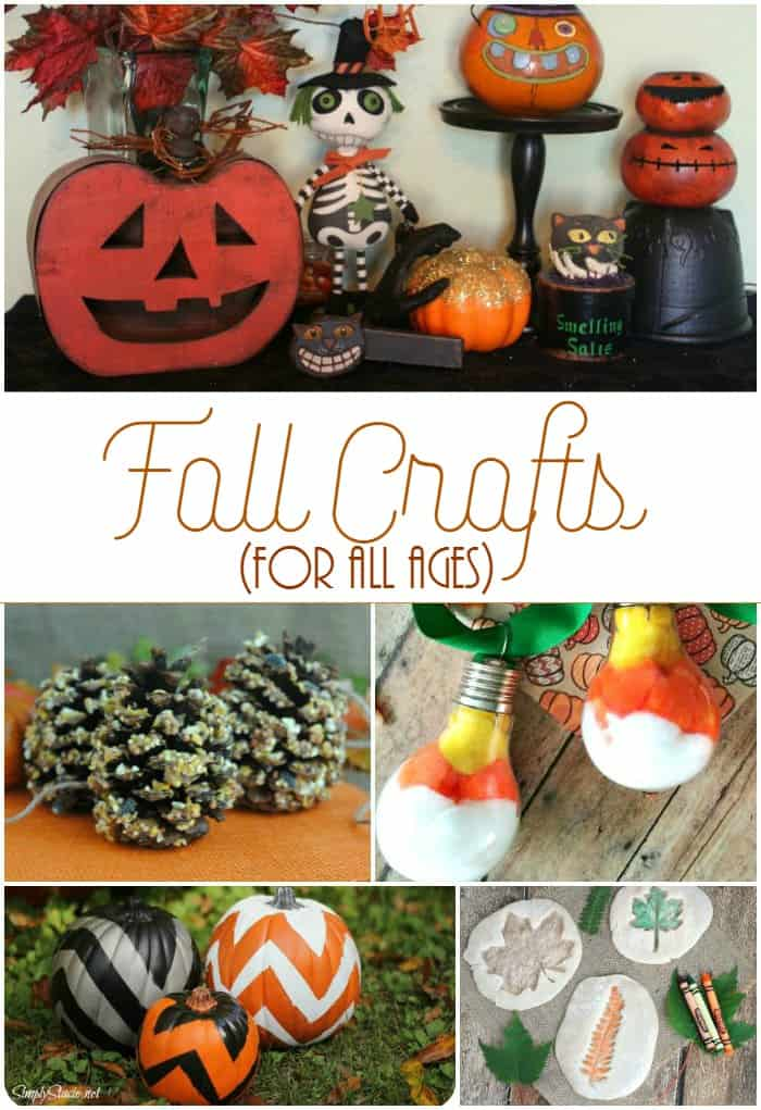 Fall Crafts for All Ages