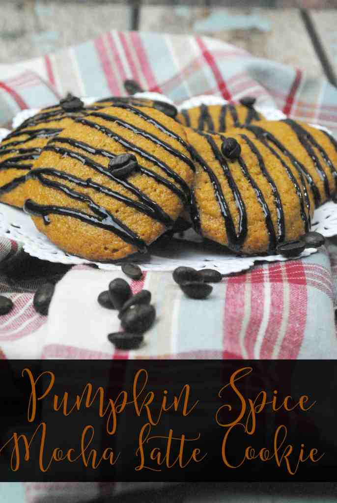 Pumpkin Spice Mocha Latte Cookie Recipe