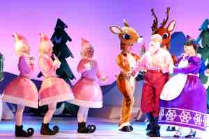Rudolph The Musical Coming to Fair Park November 25-27
