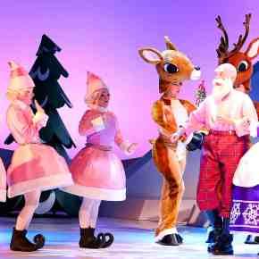 Rudolph Musical at Fair Park DAllas
