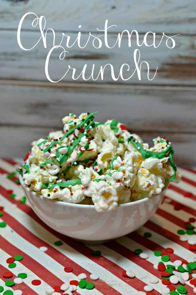 Easy Christmas Crunch Recipe