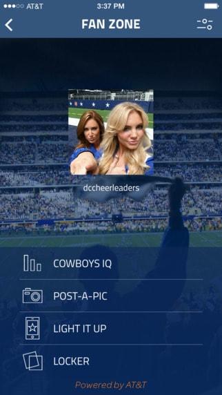 AT&T Stadium App