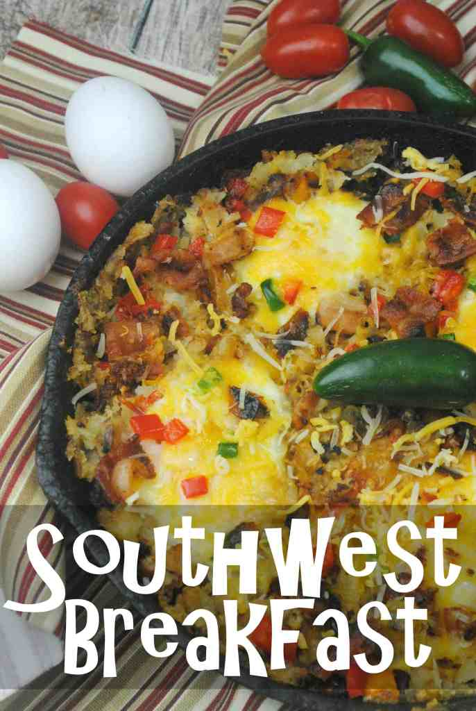 Southwest Breakfast Skillet