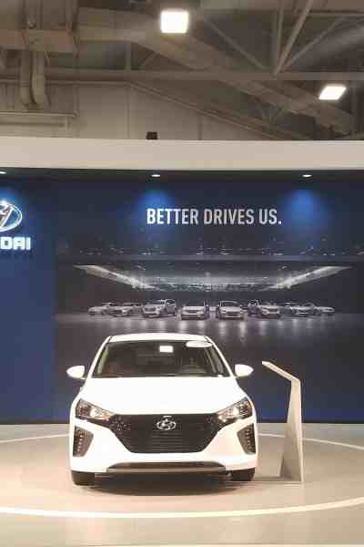 DFW Auto Show Showcases Hottest Cars of 2017