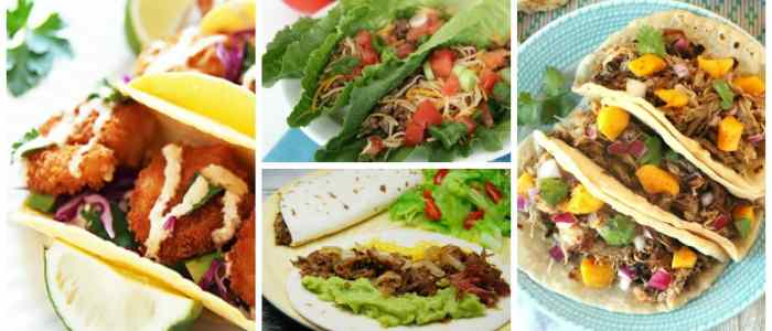 Tasty Taco Recipes