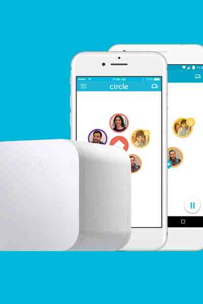 Monitor Your Family's Screen Time with Circle by Disney