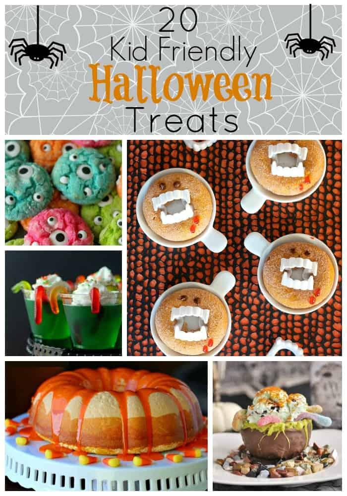 Kid friendly halloween treats dallas socials for Easy kid friendly halloween treats