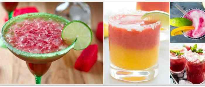Delicious Margarita Recipes
