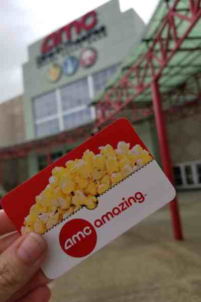 Kick Back and Relax at AMC Dine In Movies