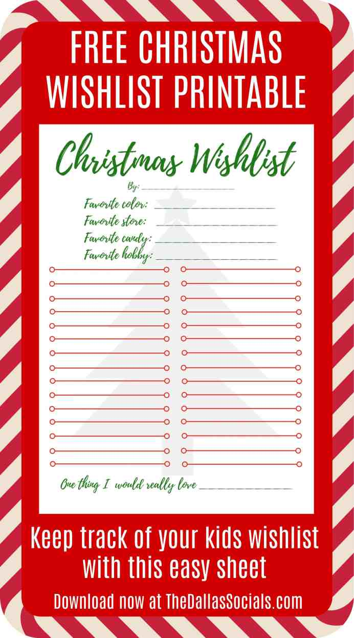 download the free my christmas wishlist here