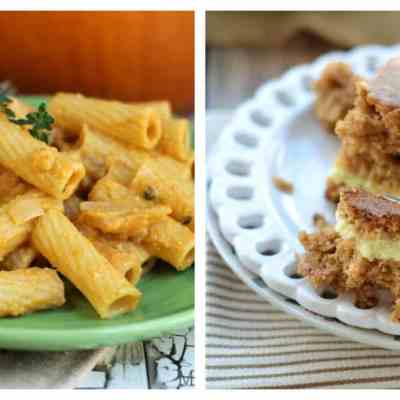 Ultimate List of Over 200+ Pumpkin Recipes