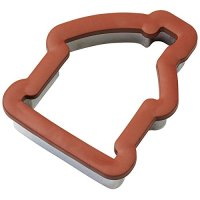 Gingerbread House Comfort Grip Cookie Cutter
