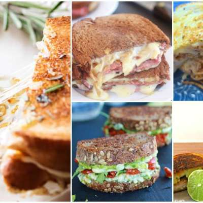 Grilled Cheese Sandwiches That You Need to Try