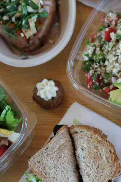 Eat Healthy On the Go with Start Restaurant
