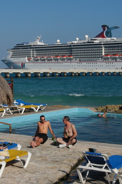 Carnival Cruise Returns to Port of San Diego