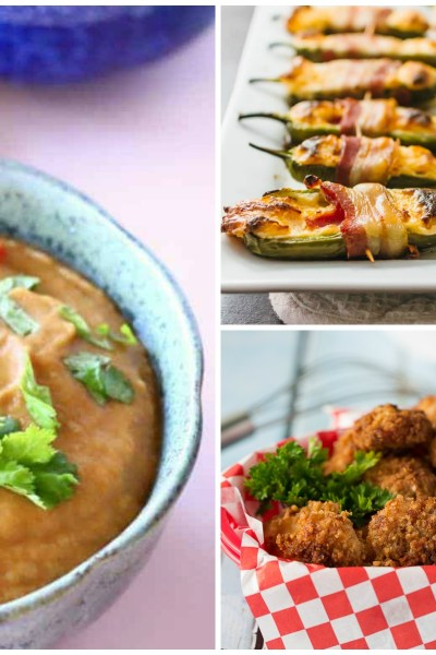 Over 20 Super Bowl Appetizer Recipes