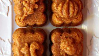 Pumpkin Butterscotch Cakes