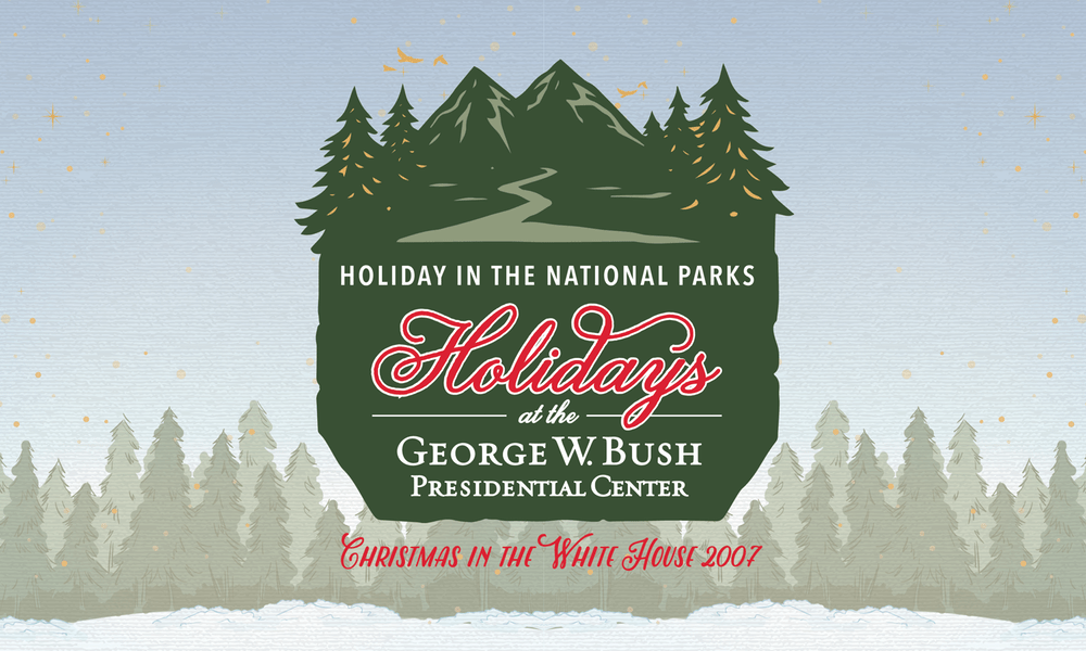 Holidays at the George W Bush Center 2019