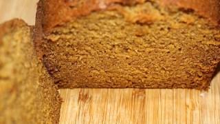 Homemade Pumpkin Bread