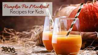 Pumpkin Pie Mocktail Recipe