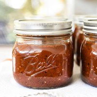 Smoky Roasted Salsa with Not Your Mama's Canning Book