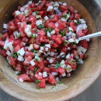 Easy Salsa Recipe from Carnival Cruise Lines