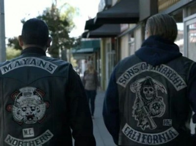 Mayans & Sons of Anarchy Photo Credit: FX