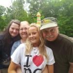 Angel, Brianna, Mawmaw & Pawpaw
